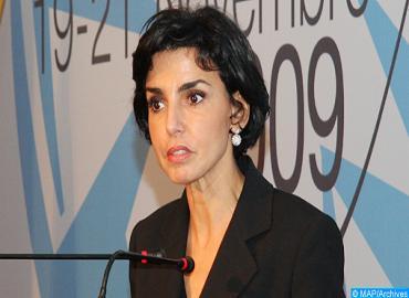 Mme Dati qualifie d'historique le discours prononcé par SM le Roi à l'occasion du 40ème anniversaire de la Marche verte