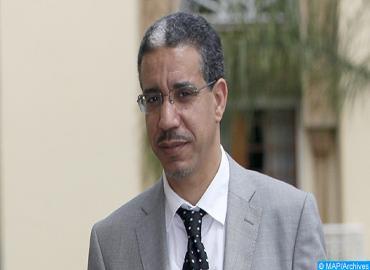 السيد رباح يتباحث مع نظيره المالي حول آفاق التعاون في مجال النقل