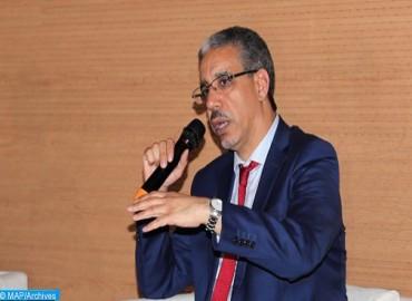 السيد الرباح يستعرض بمونتريال آفاق الاستثمار في قطاع التعدين بالمغرب