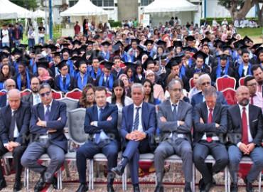 L École nationale supérieure des mines: cérémonie à Rabat de remise des diplômes de la 43ème promotion de l'école