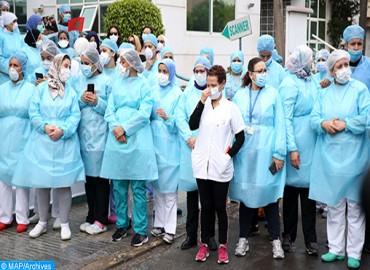 Covid-19: 182 nouveaux cas de guérison au Maroc, 4.280 au total