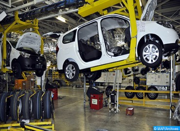 Car Industry: Health Security Measures Reinforced In Order To Gradually Resume Activity - Ministry