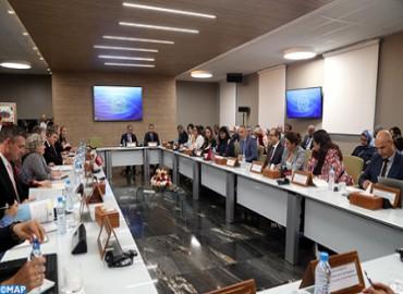 Reunión en Rabat del Comité Conjunto encargado del seguimiento del ALC Marruecos-EE.UU.