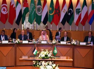 Riyadh: FM Holds Several Talks on sidelines of Preparatory Meetings for 29th Arab Summit