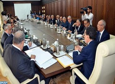 أشغال اجتماع مجلس الحكومة ليوم الخميس 21 شتمبر 2017