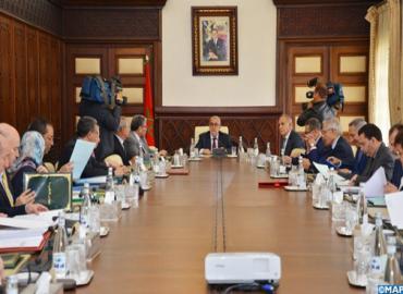 Conseil de gouvernement du jeudi 17 mars 2016
