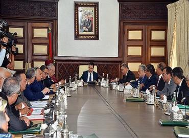مجلس الحكومة ليوم الخميس 03 غشت 2017