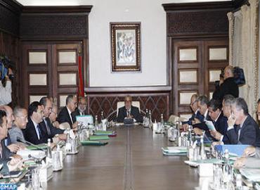 Conseil de gouvernement du mercredi 05 novembre 2014