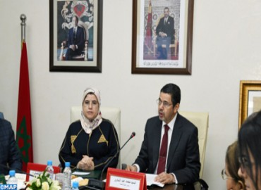 Puesta en marcha en Rabat del Plan de Acción Nacional de lucha contra la explotación de los niños con fines de mendicidad