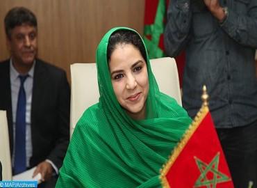 Mme Darhem appelle à Marrakech à explorer de nouveaux secteurs pour booster le commerce intra-OCI