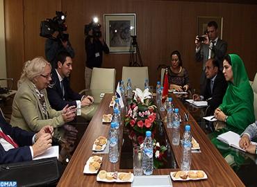 Le Maroc, déterminé à renforcer la coopération avec l'Union économique eurasienne
