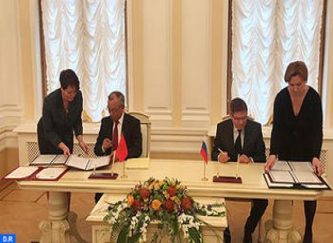 Morocco, Russia Ink Judicial Cooperation Agreement