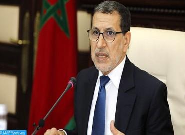 M. El Otmani à la COP25: le Maroc poursuit ses actions en faveur du climat dans le cadre d'une approche