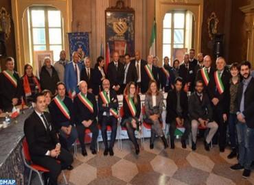 Sáhara marroquí: 18 ciudades italianas expresan su apoyo a la iniciativa de autonomía