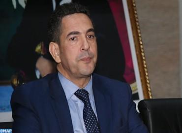 السيد أمزازي يؤكد الحاجة القصوى للعمل مع كافة الأطراف لجعل المدرسة المغربية قاطرة للتنمية المجتمعية