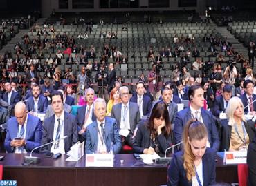 Ouverture à Saint-Pétersbourg de la 23è Assemblée générale de l'OMT avec la participation du Maroc