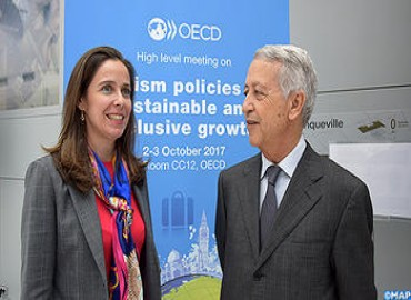 Morocco Seeks to Develop Cooperation with OECD (Tourism Minister)