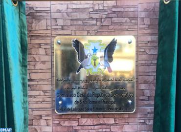 جمهورية ساو تومي وبرنسيب الديمقراطية تفتح قنصلية عامة لها بالعيون