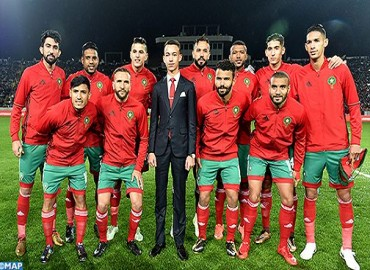 HRH Crown Prince Moulay El Hassan Chairs in Casablanca Opening Ceremony of 2018 African Nations Championship