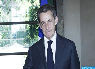 The Visit Of  Nicolas Sarkozy To Morocco
