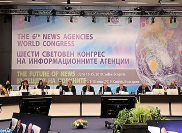 MAP Participates at 6th News Agencies World Congress in Sofia