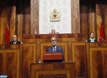 مجلس النواب يعقد جلسته الشهرية المتعلقة بالسياسة العامة للحكومة