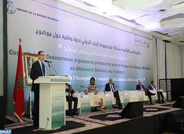 M. El Otmani:Le gouvernement tient à interagir positivement avec les différentes institutions constitutionnelles