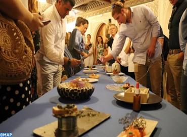 La cocina marroquí triunfa en el concurso de cocina de autor en Sevilla