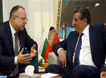 Agricultura: Marruecos y Bulgaria examinan los medios de promover los intercambios comerciales