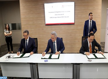 Morocco, China's Citic Dicastal Ink Agreement on Aluminium Wheels Production