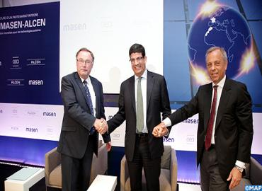 MASEN concludes integrated partnership on solar technology