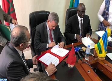 المغرب-رواندا.. توقيع مذكرة تفاهم لتعزيز التعاون القضائي