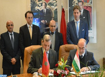 Morocco, Hungary Sign MoU on Scientific Research in Forest Sector