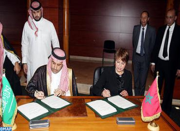 Signature d'un mémorandum d'entente de coopération entre le Maroc et l'Arabie Saoudite dans le domaine de l'environnement