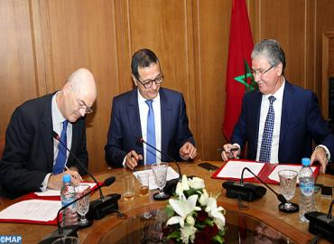 Morocco, EU Sign € 50 Million Financing Agreement For Government Medical Coverage Reform Policy