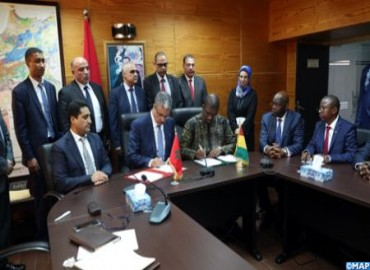 Morocco, Guinea Want to Further Cooperation in Mining Field