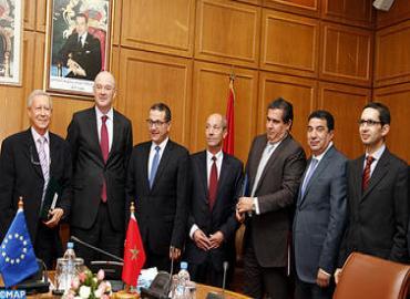 الاتحاد الأوروبي يمنح المغرب هبة بقيمة 1,86 مليار درهم لتمويل أربعة برامج