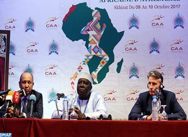 Morocco Plays key Role in Promoting Athletics in Africa (CAA Chairman)