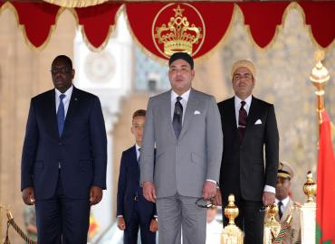 Senegalese President Official Visit To Morocco