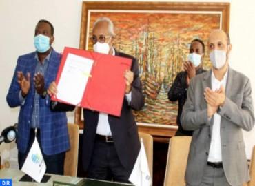 Yibuti: el grupo marroquí Somagec invierte en la construcción de una terminal de almacenamiento