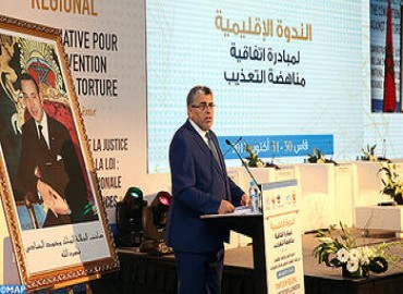 Convention Against Torture Initiative: Official Highlights Strategic Plans Developed by Morocco