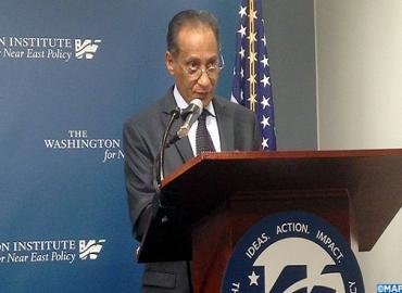 Lucha antiterrorista: Mohamed Salah Tamek destaca en Washington el enfoque
