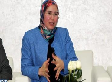 السيدة الوافي: للمغرب حصيلة مشرفة وطنيا وقاريا في مجال التنمية المستدامة ومكافحة التغيرات المناخية