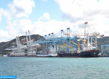 Tánger Med consolida la posición de Marruecos como un polo económico mundial de comercio