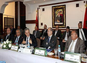 السيد العنصر: الوكالات الحضرية توجد في قلب الأوراش الهيكلية التي يقوم بتنفيذها المغرب