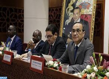 La 71ª sesión del Comité Ejecutivo de la Unión Parlamentaria Africana