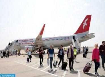 Las llegadas de turistas suben un 6,6% en el primer semestre de 2019