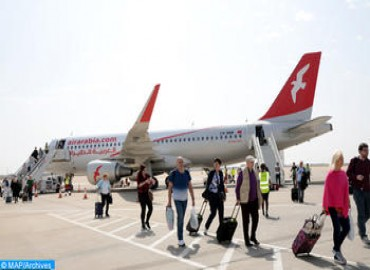 Tourism Observatory :Tourist Arrivals in Morocco Up 9% in May
