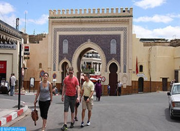 Tourist Arrivals Up 8.5% in Morocco by End of November