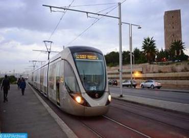 La STRS y el BEI firman un acuerdo de préstamo de 40 millones de euros para prolongar la línea 2 del tranvía de Rabat-Salé